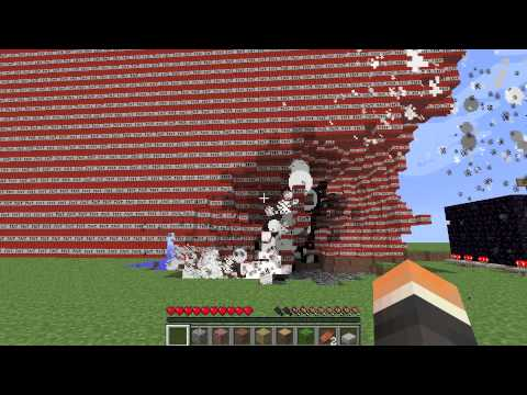 1000000000 TNT Minecraft