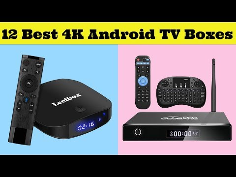 12 Best 4K Android TV Boxes 2020 - Buy Online Android TV Box👍😍