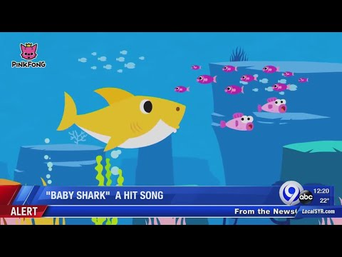 'Baby Shark' on Billboard Charts Mp3