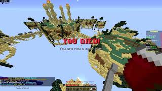 Minecraft l Sky Wars l Slow mo test