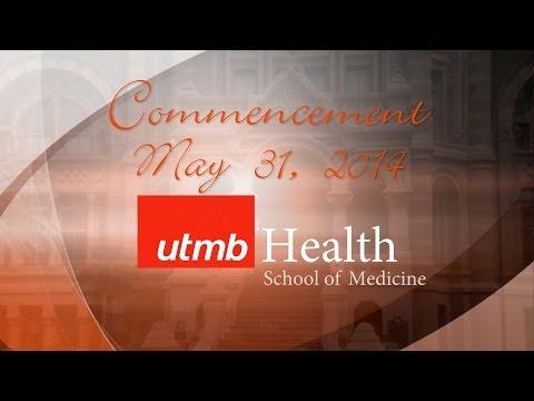 School of Medicine Commencement 2014