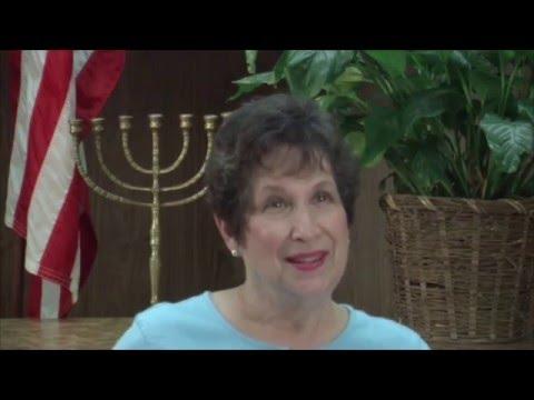 Barbara Stone - Dallas Jewish Historical Society Oral History Video