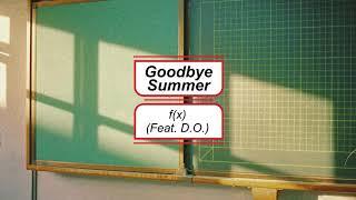 에프엑스 f(x) - Goodbye Summer (Feat. D.O. of EXO) | 손글씨 | 캘리그라피