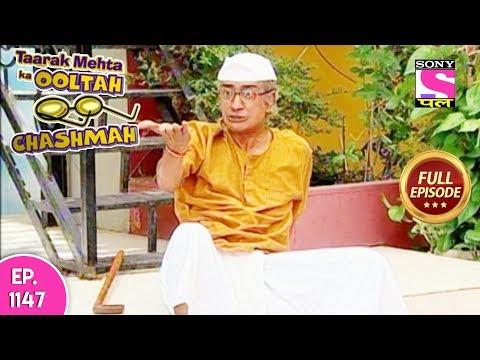 Taarak Mehta Ka Ooltah Chashmah - Full Episode  1147 -  25th  May, 2018