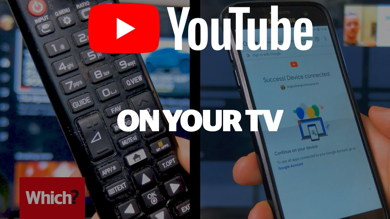How To Watch Youtube On A Tv Which Youtube