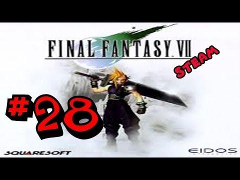 Final Fantasy VII (Detonado) #28 - Mt. Nibel, Rocket Town e Cid (Steam) PT-BR