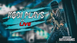 Kodi Plays PUBGM(Emulator) GamePlay In Telugu || 🔴LIVE NOW