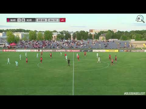 Trans Narva Kuressaare FC Goals And Highlights