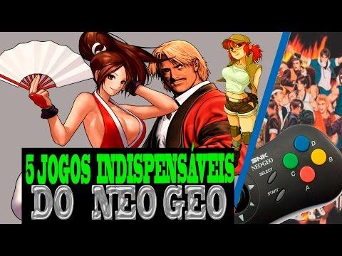 5 Jogos indispensáveis do Neo Geo #1
