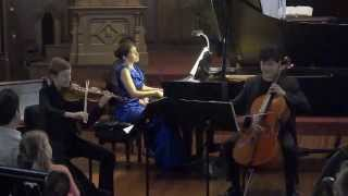 Mendelssohn Piano Trio No. 1 in D Minor: Andante con moto tranquillo