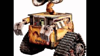 down to earth-Peter Gabriel (Wall.E theme song)(HD)