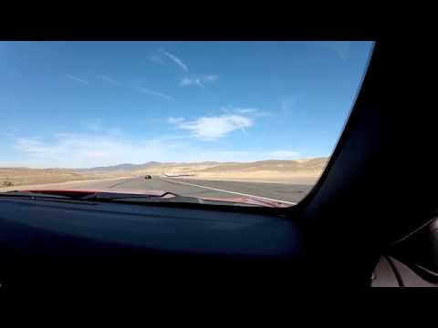 2012 LFX (V6) Camaro at Reno Fernley Raceway Part 1
