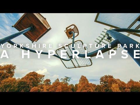 YORKSHIRE SCULPTURE PARK: A HYPERLAPSE | CANVAS PICKS