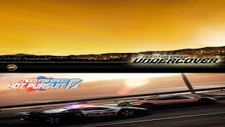 NEED FOR SPEED HOT PURSUIT & NEED FOR SPPED UNDERCOVER #1
