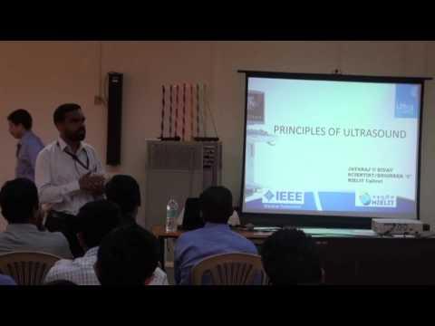 Basics of ultrasound by Mr. Jayaraj U Kidav