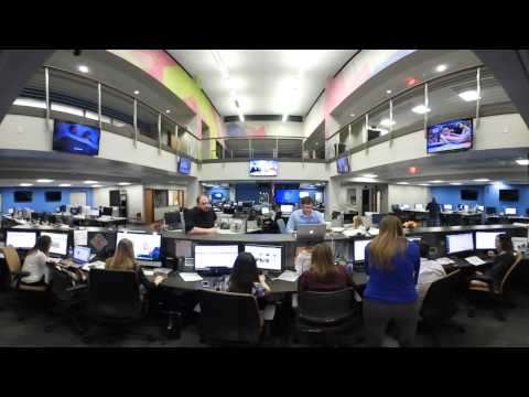 360º Video Tour - UF College of Journalism and Communications
