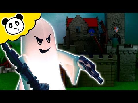 Das kleine Gespenst - Ein schrecklicher Tag - Playmobil Film