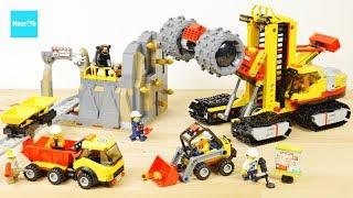 レゴ シティ ゴールドハント 採掘場 60188 / LEGO City Mining Experts Site 60188