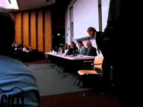 Coal seam gas forum Sydney Uni.wmv