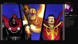 umvc3 road to 1st lord that phoenix wright though