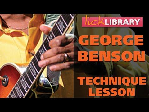 George Benson Technique | Free Lesson | LickLibrary