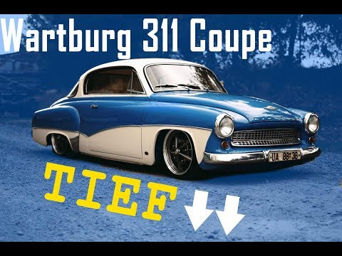 Edelweiss Wartburg Carporn - first lowered 311 Coupe DDR from YouTube · Duration:  1 minutes 23 seconds