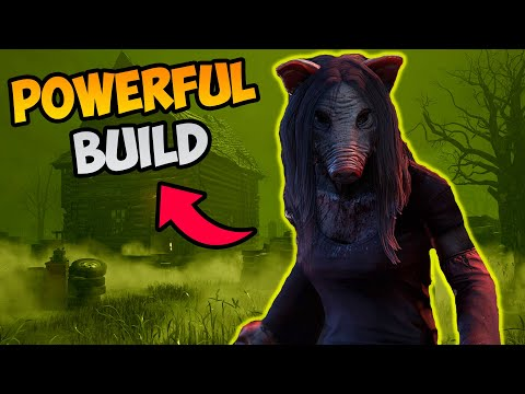 Powerful Pig Build - Dead By Daylight Pig Gameplay |