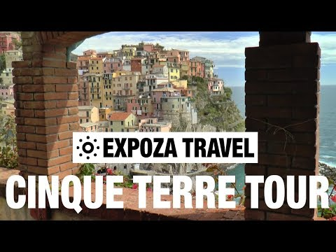 Cinque Terre Tour (Italy) Vacation Travel Video Guide