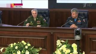 Боевые корабли России нанесли удар крылатыми ракетами по ИГ в Сирии 1