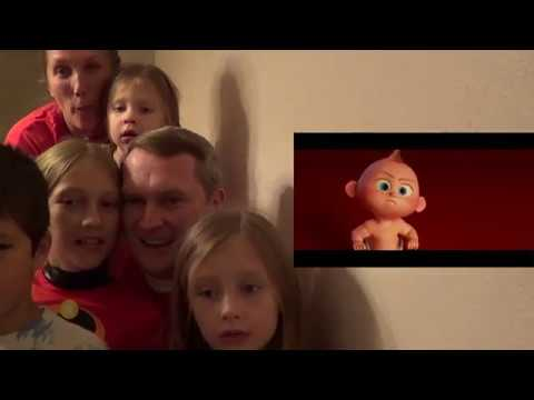 SawItTwice - Incredibles 2 free Full online Group Live Reaction en streaming