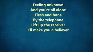 Depeche Mode - Personal Jesus -Lyrics