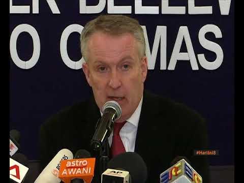 Peter Bellew nafi campur tangan Perdana Menteri