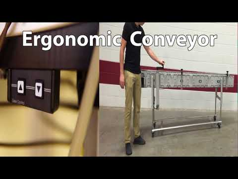 Adjustable Ergonomic Conveyors