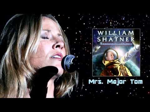 "Sheryl Crow - ""Mrs. Major Tom"" (from William Shatner's Seeking Major Tom)"