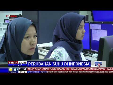 BMKG Bantah Penurunan Suhu di Indonesia karena Fenomena Aphelion