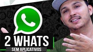 Como ter 2 Whatsapp no Mesmo Celular ✓ Sem Aplicativo!