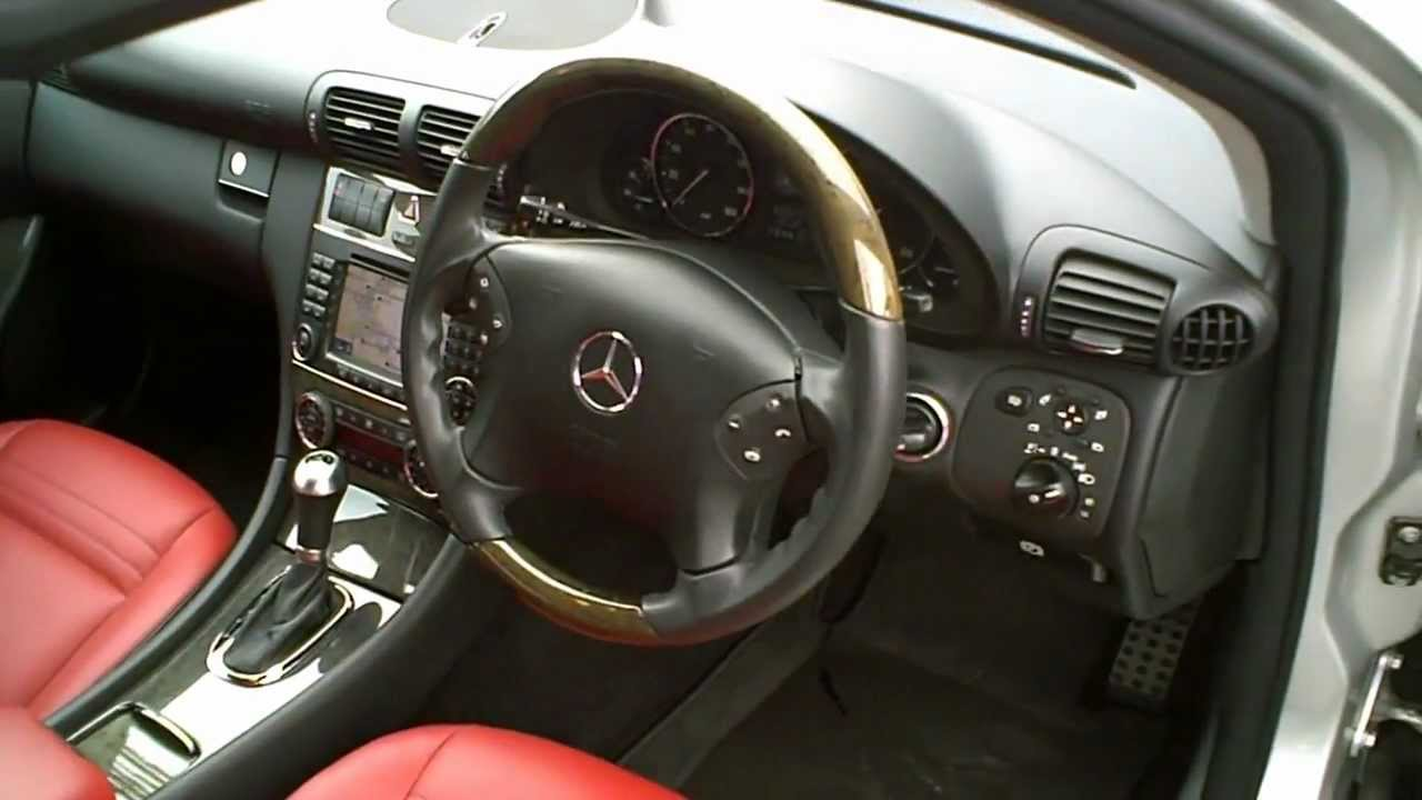 2005 mercedes c270 cdi avantgarde se estate auto sports youtube. Black Bedroom Furniture Sets. Home Design Ideas