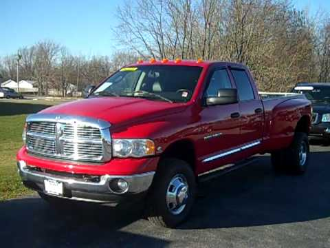 2005 dodge ram 3500 dually cummins from diepholz auto. Black Bedroom Furniture Sets. Home Design Ideas