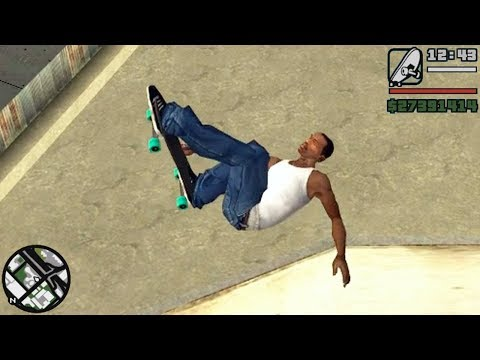 GTA San Andreas Best Mods 2