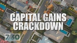 What will Labor's capital gains crackdown mean for the property market? | 7.30