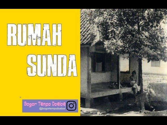 Rumah Dalam Budaya Sunda