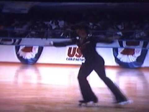 1984 Tim McQuire US Roller Nationals LP