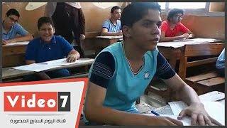 """بالفيديو.. محافظ القاهرة لطلاب الشهادة الإعدادية :""""لو فى حاجة من بره المنهج قولولى وأنا هاتصرف"""""""