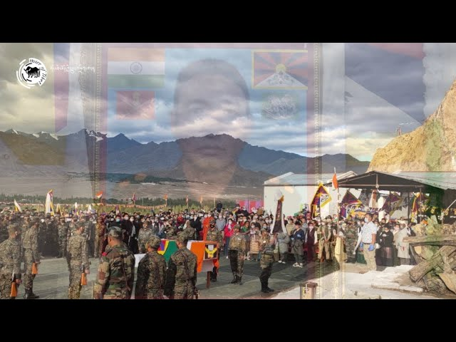 Company Leader Nyima Tenzin of Special Frontier Force cremated with full honour in Ladakh
