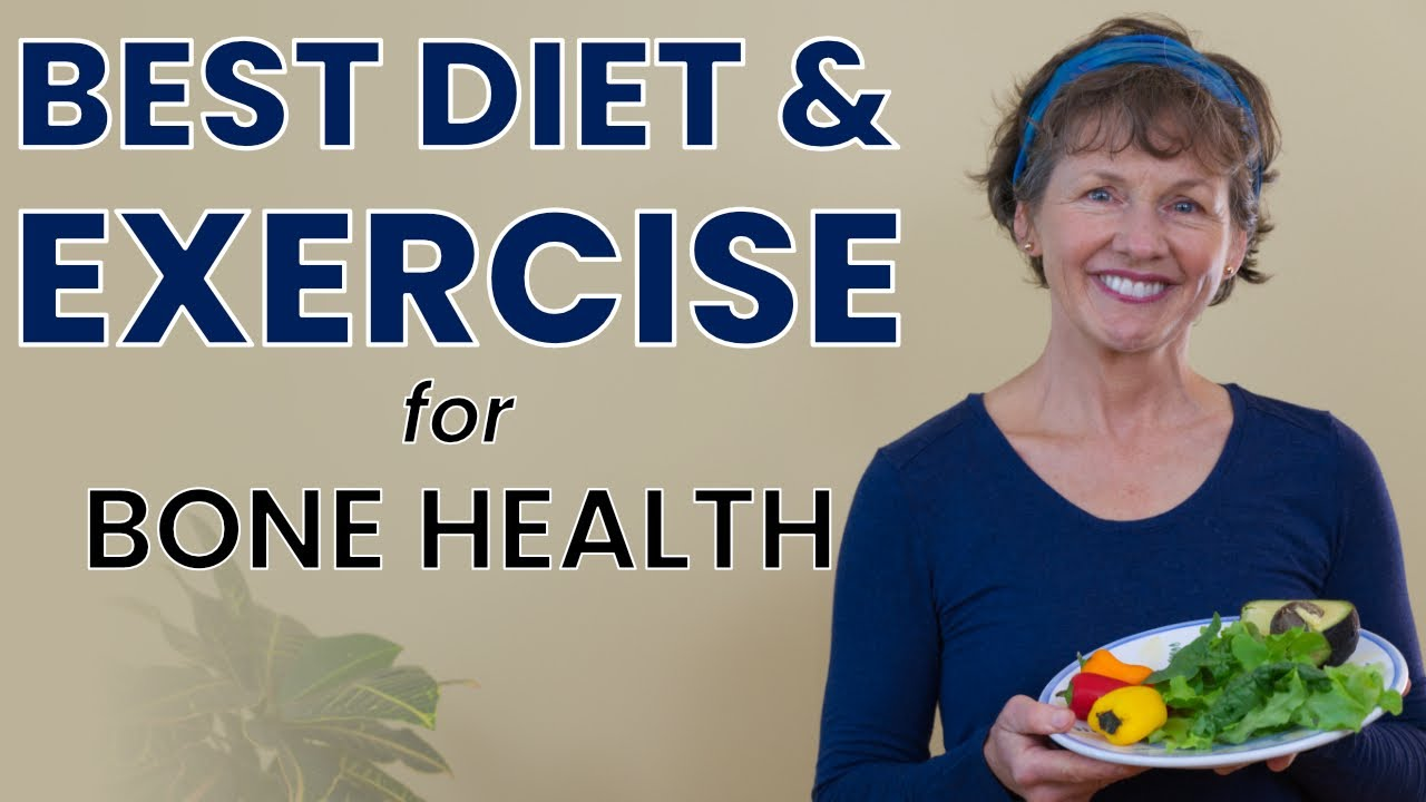 can osteoporosis be reversed with diet and exercise
