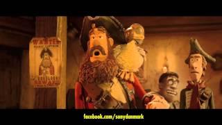 PIRATERNE! i 3D - med dansk tale - Biografpremiere 29. marts 2012