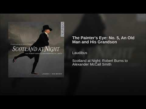 The Painter's Eye: No. 5, An Old Man and His Grandson