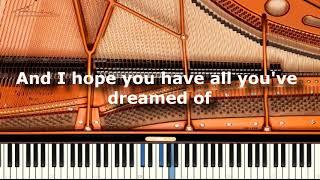 Whitney Houston - I Will Always Love You - Karaoke / Sing Along