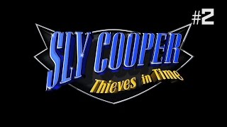 Twitch Livestream | Sly Cooper: Thieves in Time Part 2 [PS3]