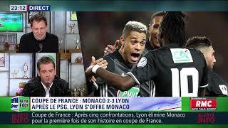After Foot du mercredi 24/01 – Partie 1/3 - Retour sur Monaco/Lyon (2-3)